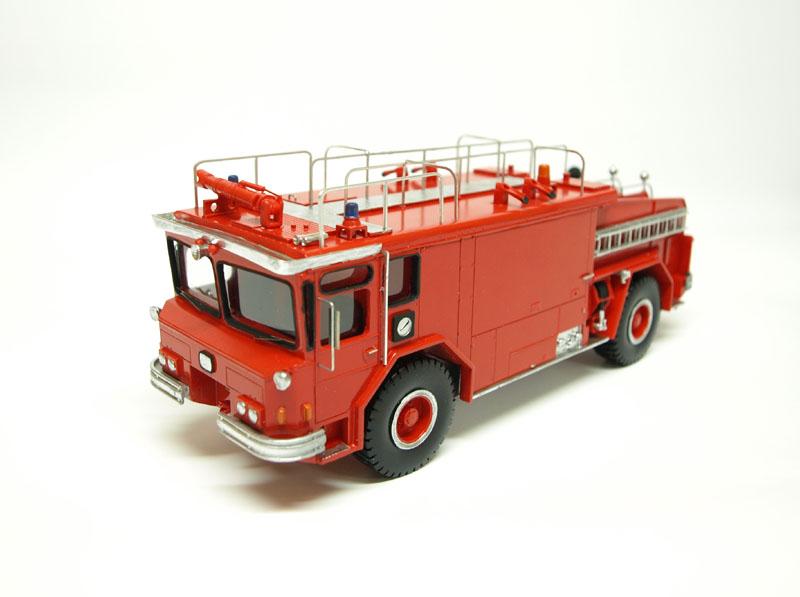 1 50 Yankee Walter Crash Truck Model Cb 3000 Arff Built