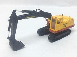 2x3 excavator akerman
