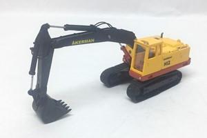 2×3 excavator akerman