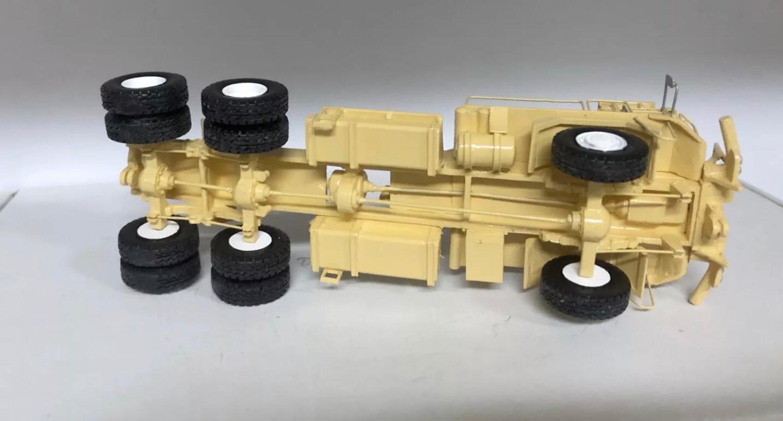 1/87 Kenworth 993 Heavy Tractor- Ready Built Resin Model - FankitModels